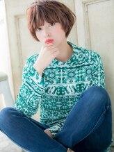 モッズヘア柏(mod's hair kashiwa)鮮度の高いフレンチショートa