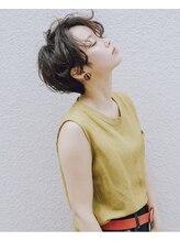 ベル(Belle)美容専門誌の選ぶショートヘアNo1 ★期間限定ショートクーポン