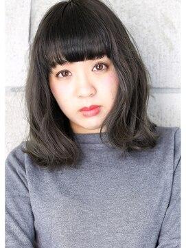 ヘアサロン ガリカ 表参道(hair salon Gallica)『 マットグレージュ 』 × 『 外国人クセ毛風 』 medium☆