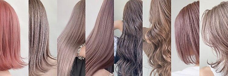 レガシーヘアーデザイン(Legacy hair design)のサロンヘッダー