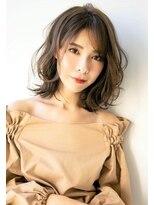ボニークチュール(BONNY COUTURE)40代ミセスヘア・ミディアムヘア・イメチェン・ミセス神戸