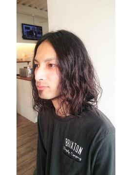 「薄毛 ロン毛」の画像検索結果