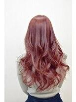 ヘアーサロン エール 原宿(hair salon ailes)(ailes原宿)style223 スポンテニアス★シャイニィーPink