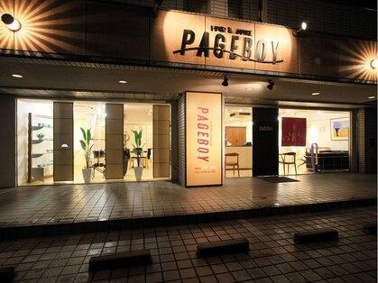 ページボーイ 千里(PAGEBOY)の写真