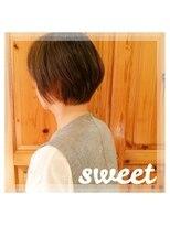 スウィート 梅島店(Sweet)【ショートボブ】