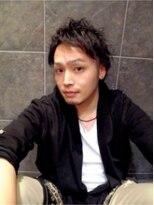 ネオヘアー 曳舟店(NEO Hair)【Men's hair】パーマツーブロックショート