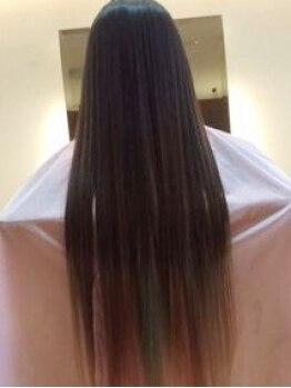 ヘアーズエナジー 守口店(HAIRS energy)の写真/【クセ毛を美髪にしたい方に】お悩みに合わせた薬剤と技術力で、思わず触れたくなるナチュラルな仕上りに♪