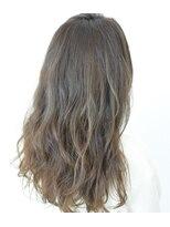 エミューヘアー デザイン ゆいの杜店(emu hair design)ナチュラルウェーブ