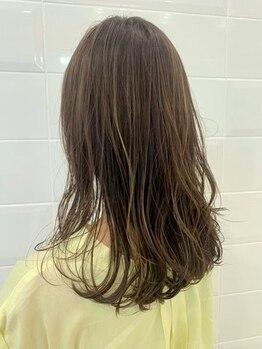 ゼル イオンタウン名西(ZELE)の写真/【庄内通徒歩5分】髪のダメージが気になる方にオススメの、厳選トリートメント付クーポンを多数ご用意☆