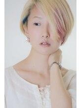 ゴエン ヘアーデザイン(goen hair design)Wカラー