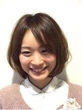 ヘアメイクソラ(Hair make SORA)モテ・愛され!ふんわりボブ!!!