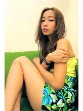 マハナ(Mahana by hair)2016 ロングヘアスタイル