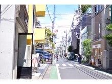 ヒステリア 青山店(HYSTERIA)の雰囲気(表参道A2番出口徒歩4分です、駅から近くご来店頂きやすいです。)