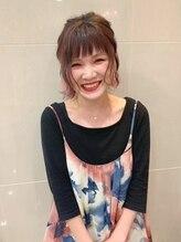 ヘア ヴィーヴル 田宮店(Hair BIVRE)藤川 晶帆