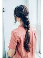 ポッシュ 原宿店(HAIR&MAKE POSH)ルーズなクルリンパ