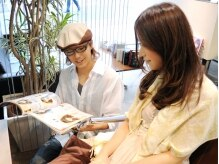 東京ヘアカラーズ 会津若松店の雰囲気(まずはカウンセリングから。カラーリストがアドバイス致します。)