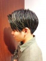 アース 札幌駅前店(HAIR&MAKE EARTH)韓流☆刈上げマッシュ