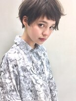 ☆☆blues☆☆タマキstyle 216 アンニュイショート