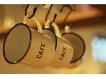 アミリ(AmiLi)の雰囲気(AmiLi cafe♪14種類と豊富なcafeメニューを取り揃えてます。)