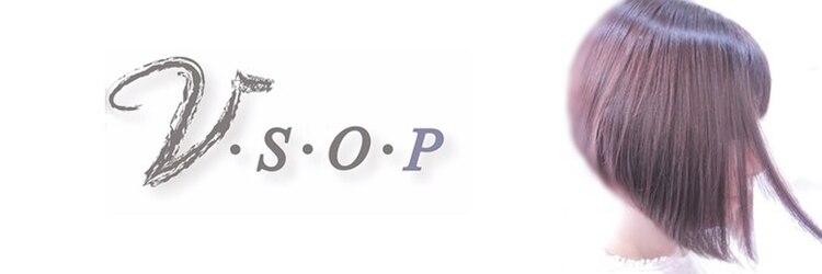 ヴィソップ(V.S.O.P)のサロンヘッダー