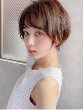 アグ ヘアー ミーア 高円寺店(Agu hair mire)《Agu hair》大人かわいいくびれショート ショートボブ