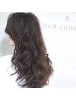ヴァンカウンシル 札幌本店(VAN COUNCIL)ヌードな雰囲気のあるロングヘア