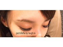 パーミル ヘアアンドアイ(permille hair&eye by Laugh-La)/ナチュラルボリュームラッシュ