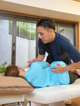 J'Sメディカル整体院 武蔵小杉の写真/お客様一人一人の体の状態をしっかりカウンセリング!体の状態に合わせて施術メニューをご提案します☆