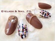 シル 本町店(CIL)/knit nail* ¥7800