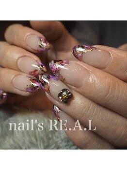 ネイルズリアル(nail's REAL)/インクアート