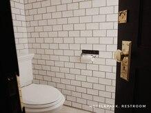 ホテルアンドパーク(HOTEL&PARK.)/HOTEL&PARK. rest room