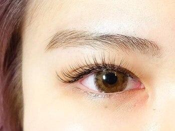アイラッシュ コペル 中目黒(eyelash Copel)/アップワードラッシュ120本