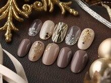レイ ネイルアンドセレクトショップ(Lei Nail&Selectshop)/大人クリスマスネイル