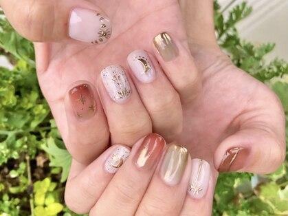リーシュネイル(Leash nail)の写真