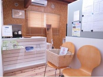 青山カイロプラクティック施術室(新潟県新潟市西区)