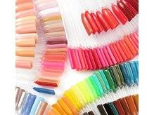 ナチュラルネイル(Natural Nail)の雰囲気(ジェルカラー約170色■デザイン豊富■マニキュアもございます)