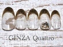 ギンザ クワトロ(GINZA Quattro)/定額/LuxuryA 6500円/ラメ