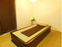 整体 ハンド(hand)の雰囲気(めずらしい畳のベッドで、イ草の香りに癒されます)