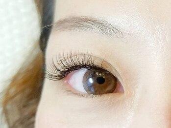 アイラッシュ コペル 中目黒(eyelash Copel)/アップワードラッシュ160本