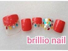 ブリリオ ネイル(brillio nail)/選べるアート/オフ込¥6400