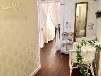 アイラッシュサロン ヴィヴィ 栄店(Eye Lash Salon Vivi)(愛知県名古屋市中区)