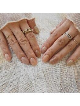 ケーオーエス(KOS)/autumn lame nail