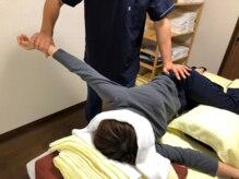腕の筋膜ストレッチ!