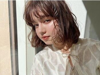 Frames hair&eyelash 大宮店