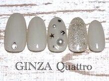 ギンザ クワトロ(GINZA Quattro)/定額/LuxuryA 6500円/ホワイト