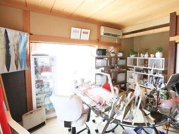 ネイルサロン ラリッサの写真/【行田市】健康で美しい爪からお客様の笑顔を!!そんなオーナーネイリストの思いの詰まったサロンです♪