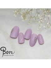 ネイルアトリエ ボン(nail atelier bon)/定額デザインネイル
