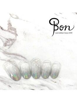 ネイルアトリエ ボン(nail atelier bon)/ユニコーングラデ