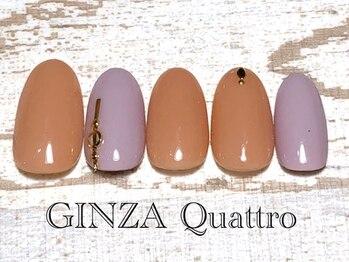 ギンザ クワトロ(GINZA Quattro)/定額/LuxuryA 6500円/ピンク