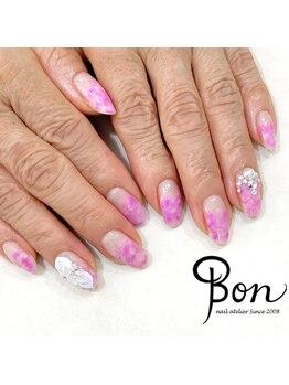 ネイルアトリエ ボン(nail atelier bon)/ジェルネイルデザイン